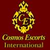 Cosmos Escorts International Genève Logo